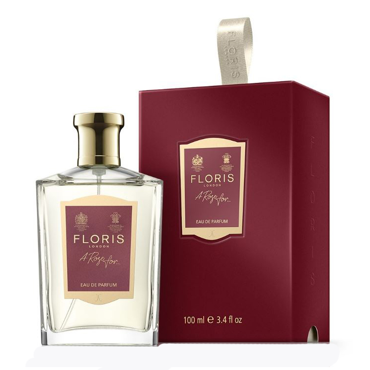 FLORIS LONDON A Rose For... EDP 100 ml