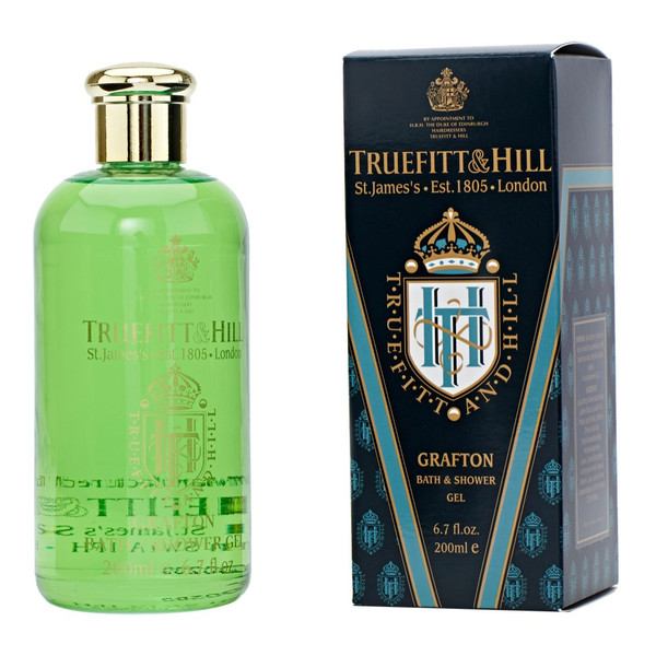 TRUEFITT & HILL Grafton Bath & Shower Gel 200 ml