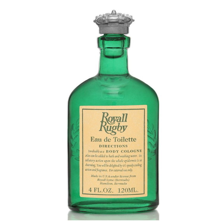 ROYALL LYME BERMUDA LIMITED Royall Rugby EDT Natural Spray 120 ml