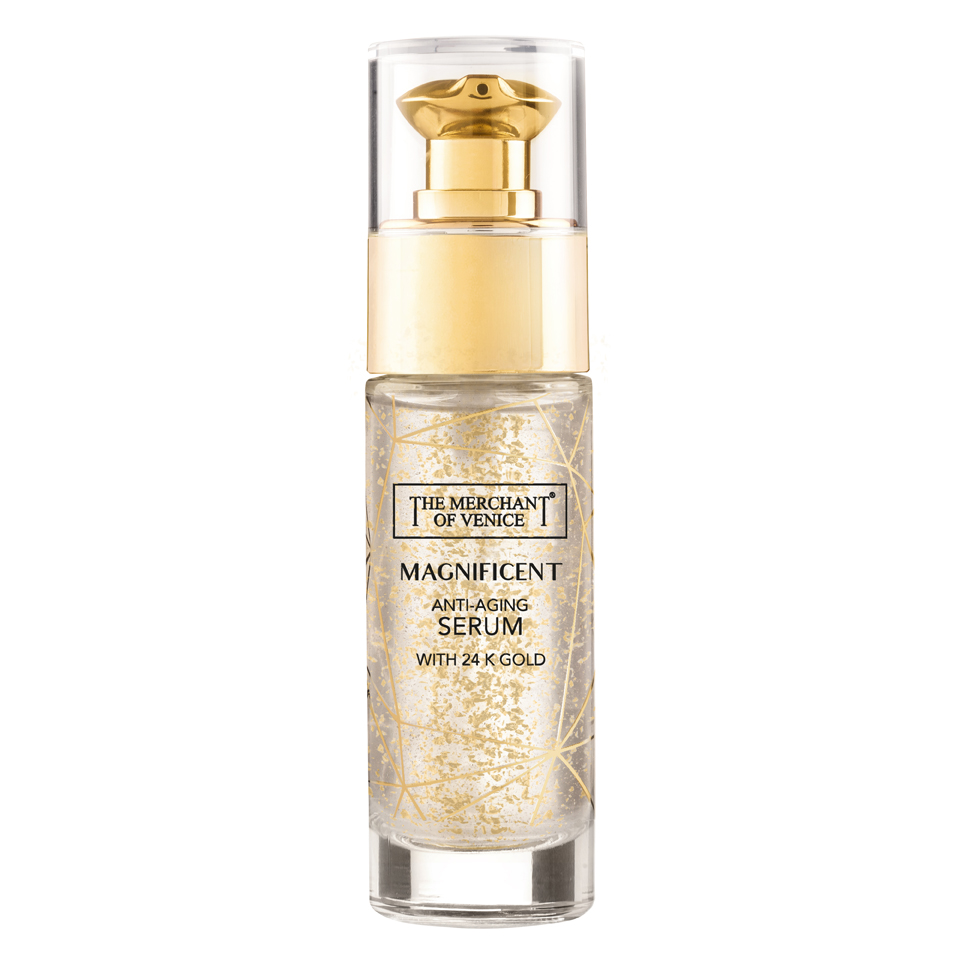 THE MERCHANT OF VENICE Anti-Aging Siero con 24K 30 ml