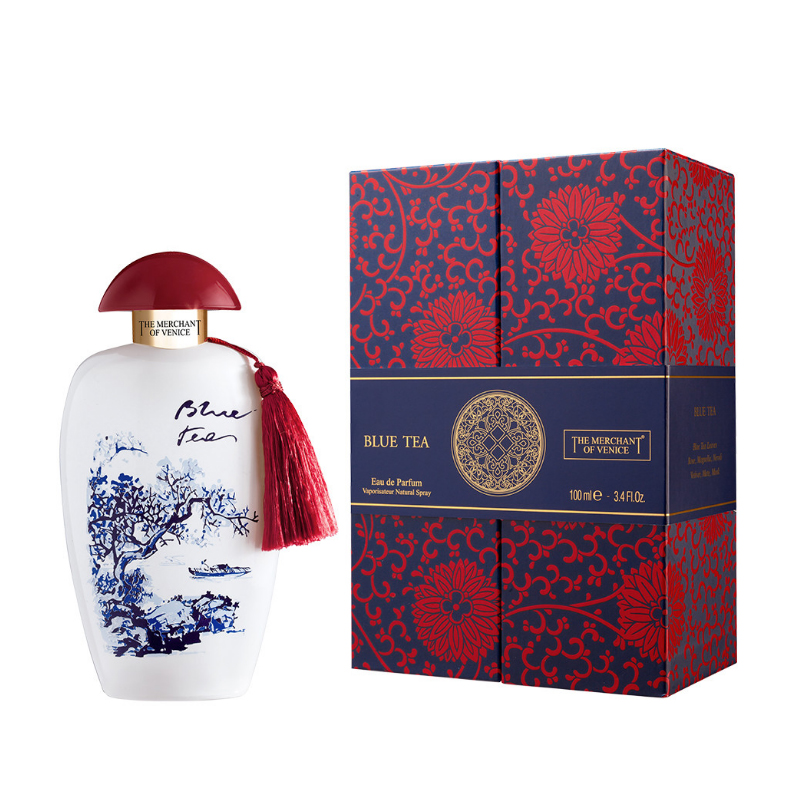 THE MERCHANT OF VENICE Blue Tea EDP 100 ml