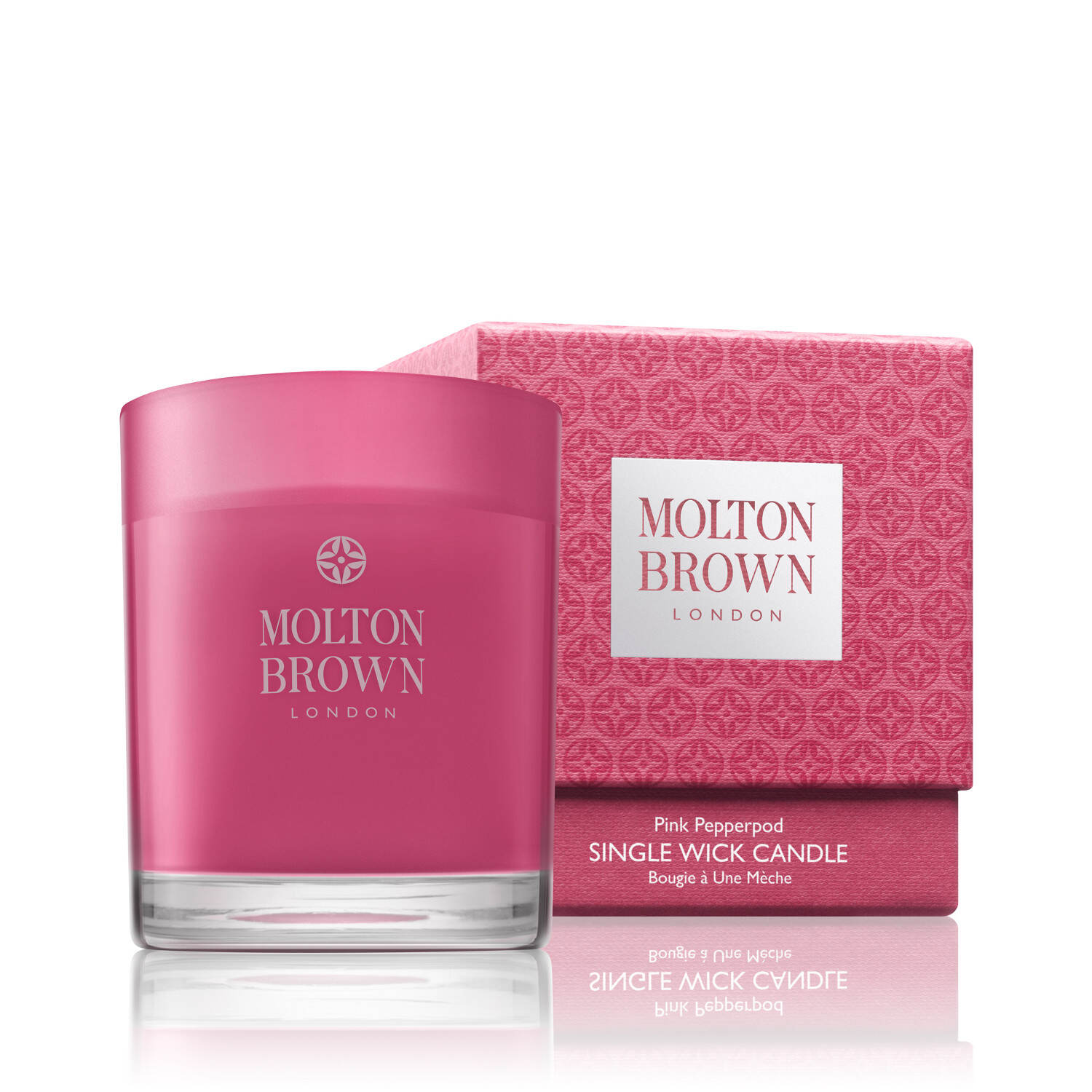 MOLTON BROWN Pink Pepperpod Candela 1 stoppino