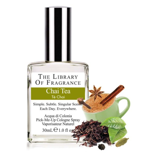 THE LIBRARY OF FRAGRANCE  Chai Tea EDC 30 ml