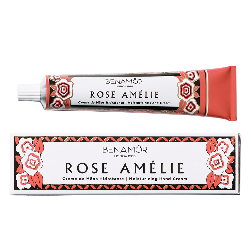 BENAMOR Rose Amelie Moisturizing Hand Cream 50 ml