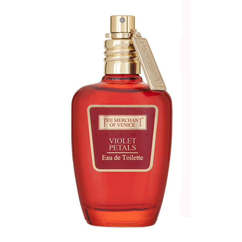 THE MERCHANT OF VENICE Violet Petals EDT 50 ml