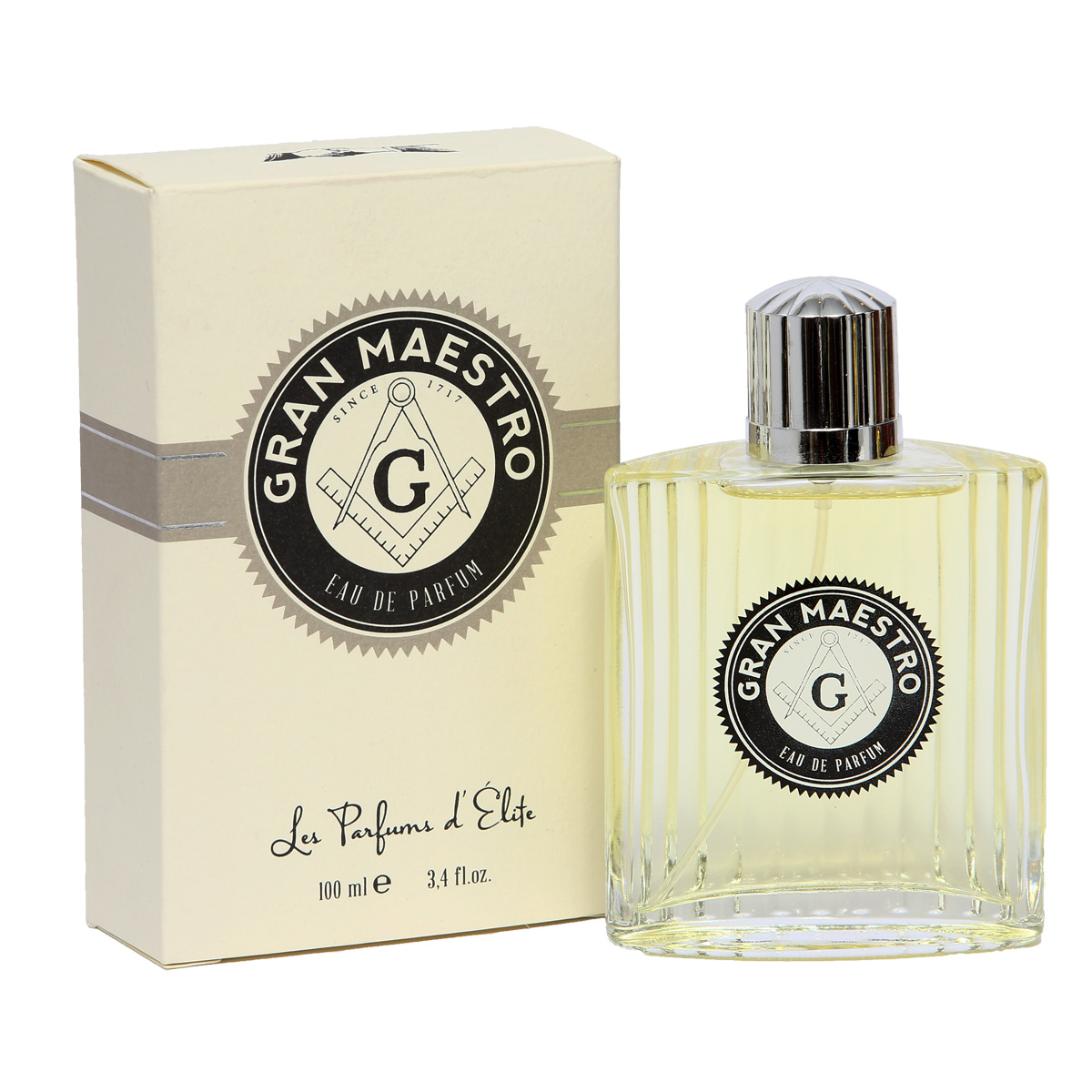 LES PARFUMS D ELITE Gran Maestro EDP 100 ml