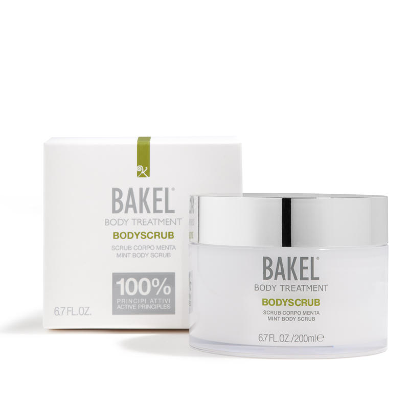 BAKEL Mint Body Scrub 200 ml