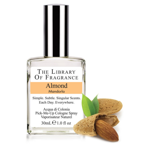 THE LIBRARY OF FRAGRANCE Almond EDC 30 ml