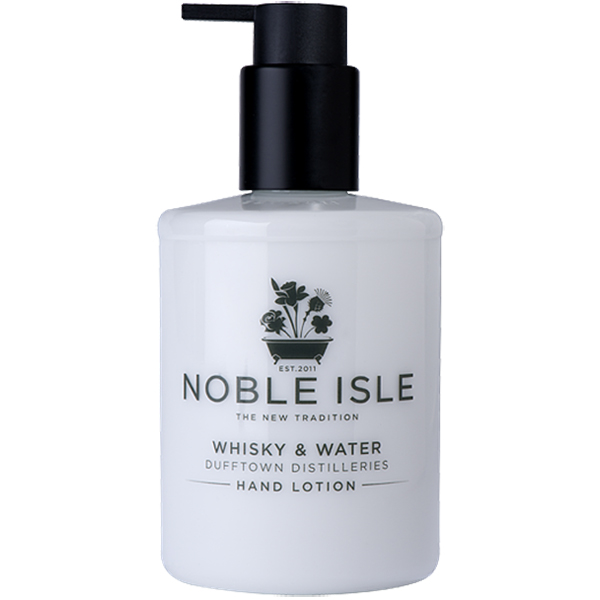 NOBLE ISLE Whisky & Water Hand Lotion 250 ml