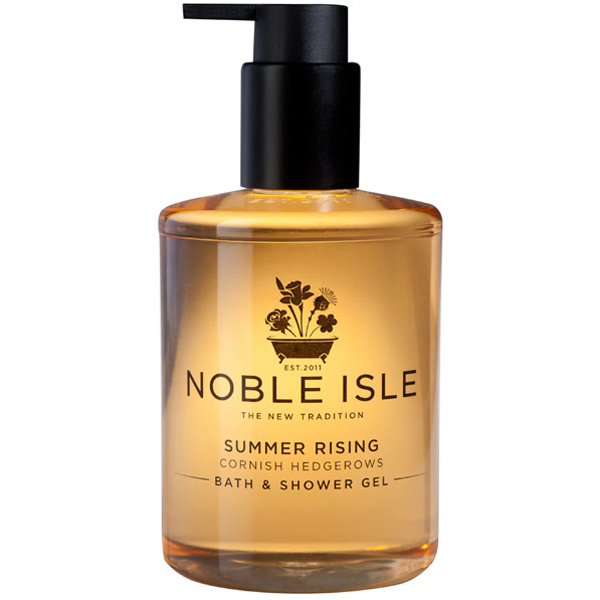 NOBLE ISLE Summer Rising Bath & Shower Gel 250 ml