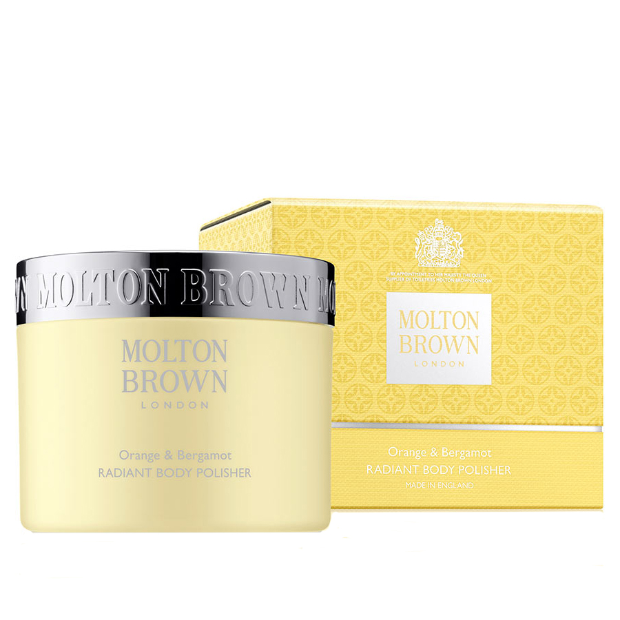 MOLTON BROWN Orange & Bergamot Radiant Body Polisher 275 gr