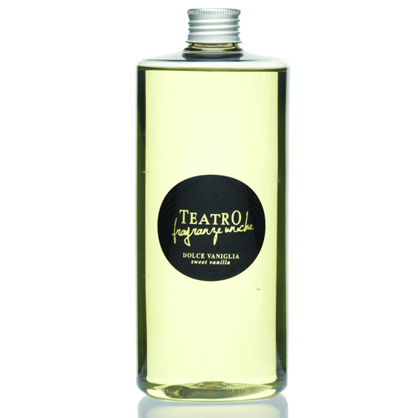 TEATRO FRAGRANZE UNICHE Dolce Vaniglia Refill 1000 ml