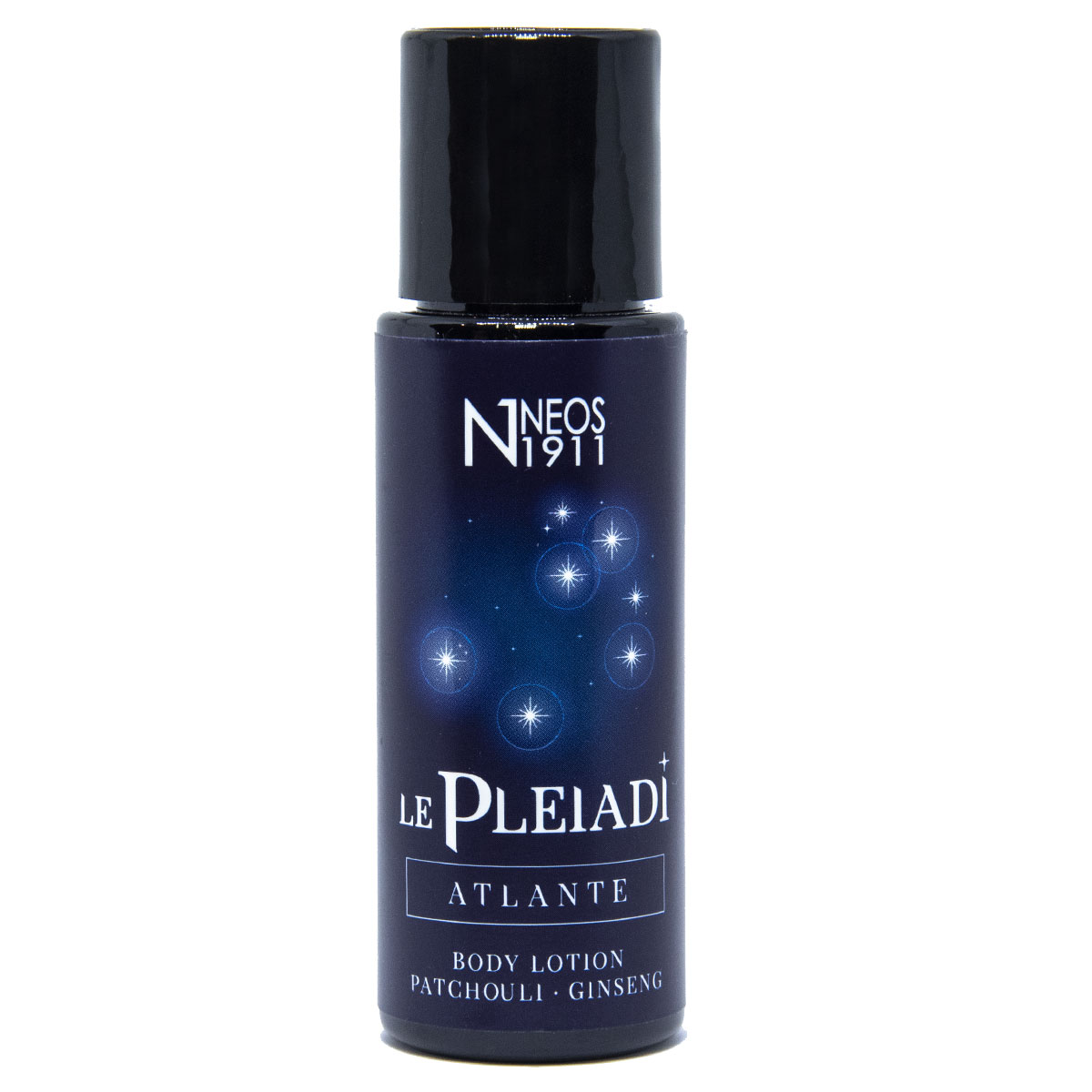 NEOS 1911 LE PLEIADI Le Pleiadi Atlante Patchouli & Ginseng Body Lotion 50 ml