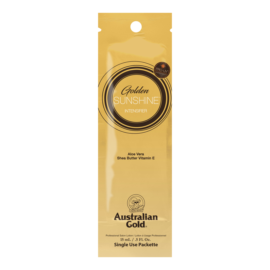 AUSTRALIAN GOLD Sunshine Golden Intensifier 15 ml