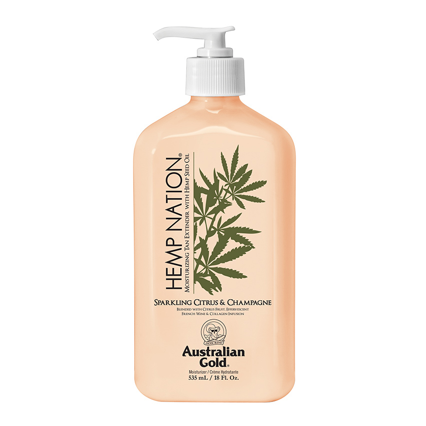 AUSTRALIAN GOLD Hemp Nation Sparkling Citrus & Champagne Body Lotion 535 ml