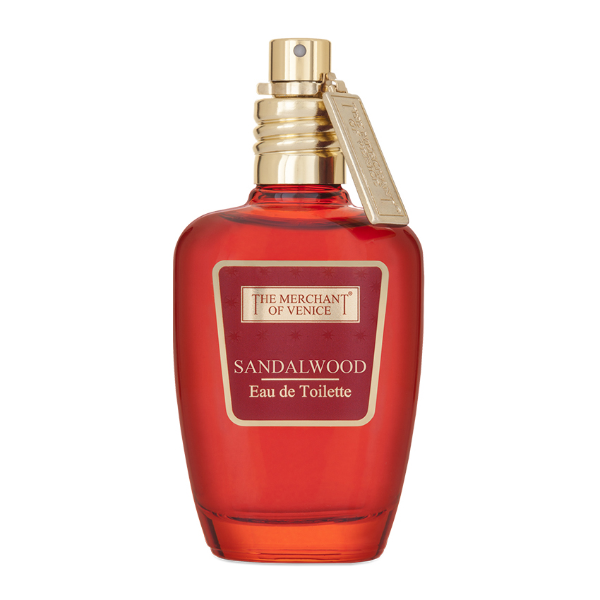 THE MERCHANT OF VENICE Sandalwood EDT 50 ml
