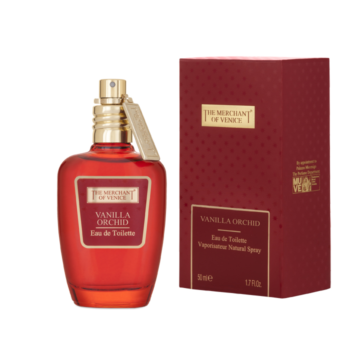 THE MERCHANT OF VENICE  Vanilla Orchid EDT 50 ML