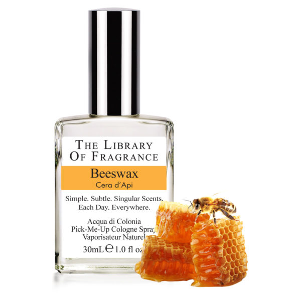 THE LIBRARY OF FRAGRANCE Beeswax EDC 30 ml