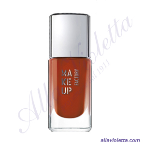 MAKE-UP FACTORY Nail Color 486 Terra Rust