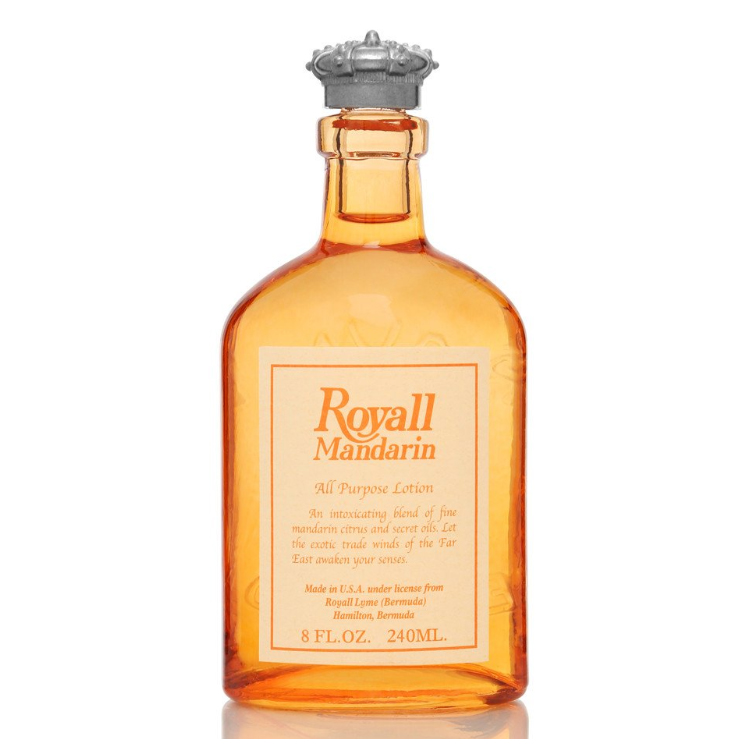 ROYALL LYME BERMUDA LIMITED Royall Mandarin EDT Lotion Spash 240 ml