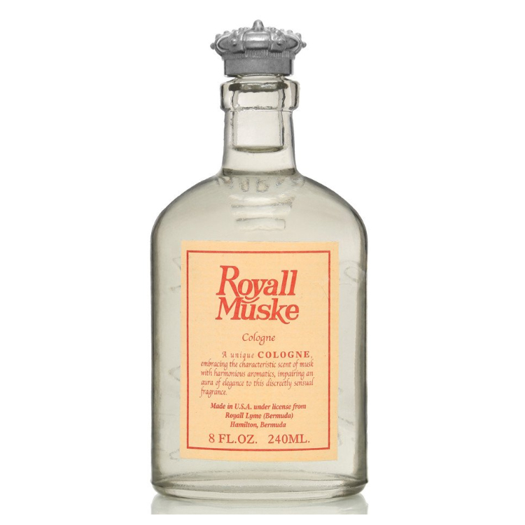 ROYALL LYME BERMUDA LIMITED Royall Muske EDT Lotion Splash 240 ml