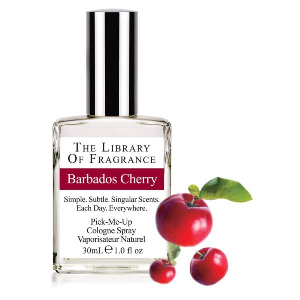THE LIBRARY OF FRAGRANCE Barbados Cherry EDC 30 ml