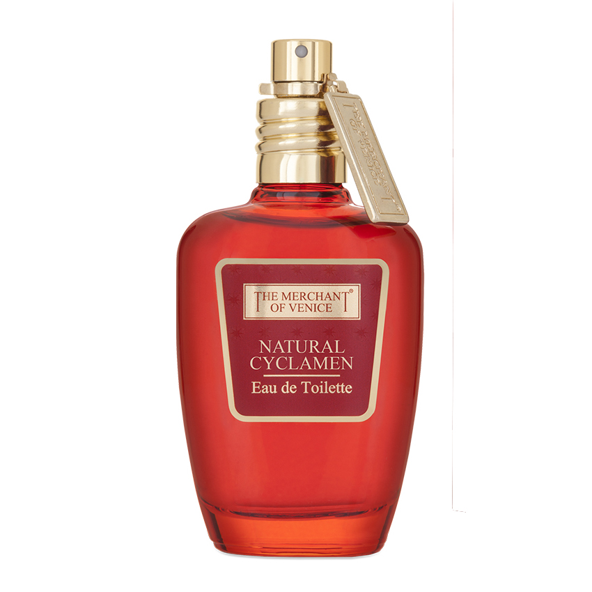 THE MERCHANT OF VENICE Natural Cyclamen EDT 50 ml