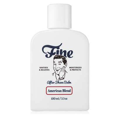 FINE ACCOUTREMENTS American Blend After Shave Balm 100 ml