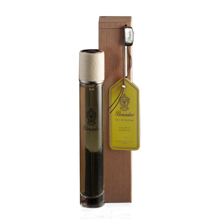 Abecedario de perfumes PINEIDER-Colonia-Ambrata-EDP-30ml