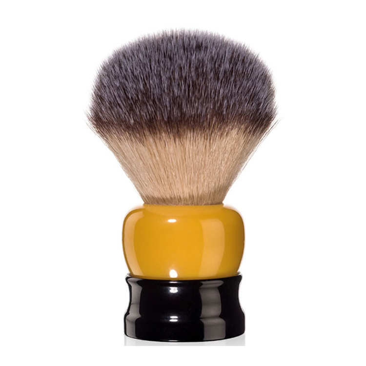 FINE ACCOUTREMENTS Brush Black/Yellow 24 mm