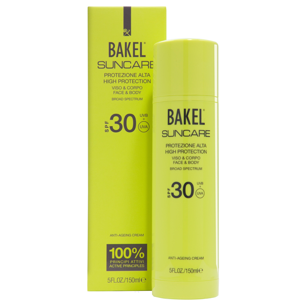 BAKEL Sun Care Viso/Corpo (SPF30) 150 ml