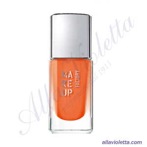 MAKE-UP FACTORY Nail Color 492 Mandarin Orange