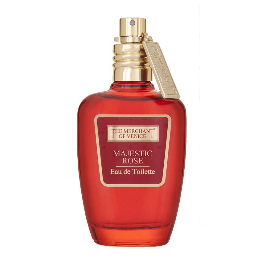 THE MERCHANT OF VENICE Majestic Rose EDT 50 ml