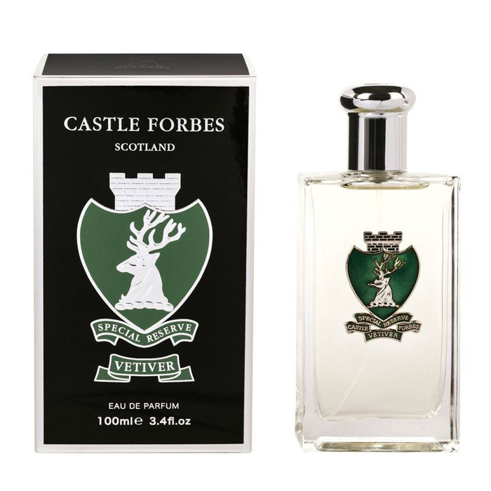 CASTLE FORBES Vetiver Special Reserve EDP 100 ml