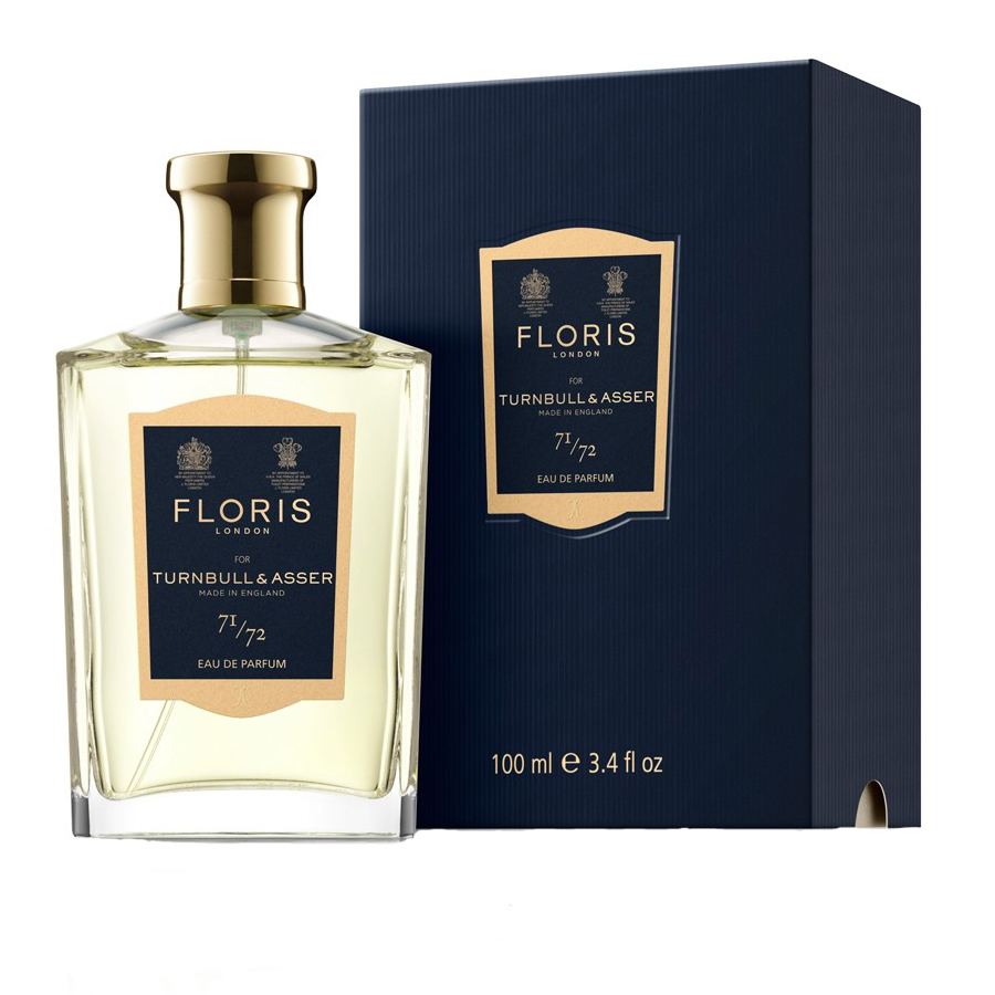 FLORIS LONDON 71/72 for Turnbull & Asser EDP 100 ml