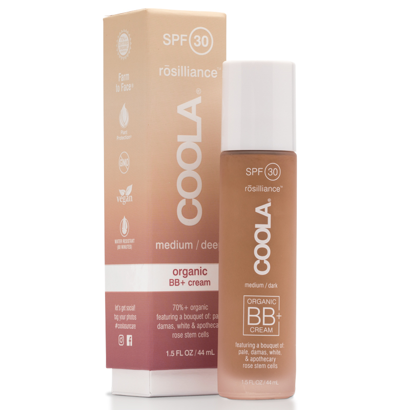 COOLA Rosilliance SPF 30 BB+ Crema medio-scura 44 ml