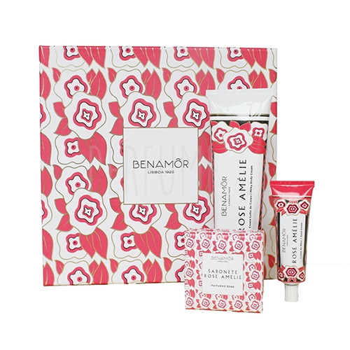 BENAMOR Rose Amelie Body Gift Set