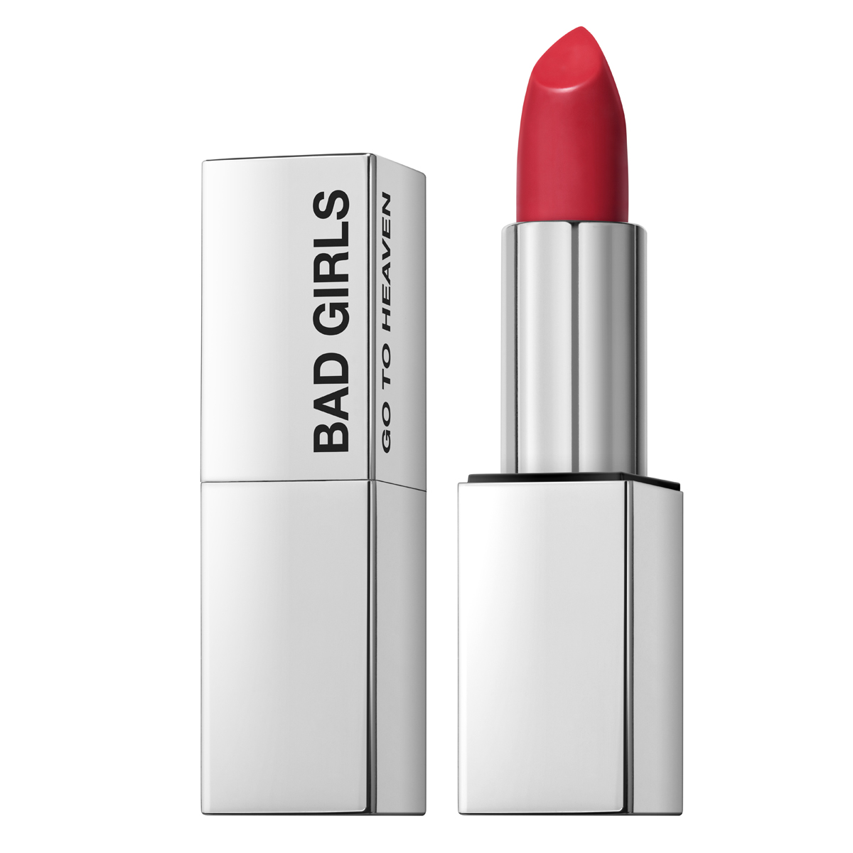 BAD GIRLS GO TO HEAVEN Rossetto Cremoso Colore Straordinario 204 OverSexy