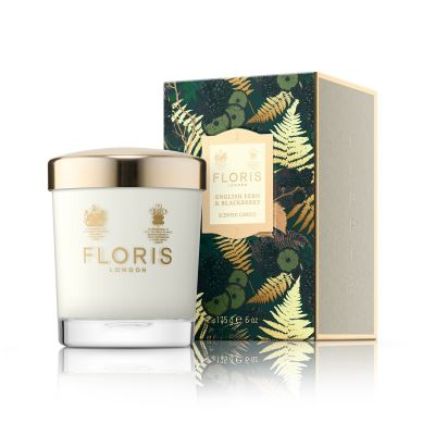 FLORIS LONDON English Fern & Blackberry Scented Candle 175 g