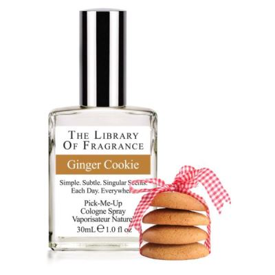 THE LIBRARY OF FRAGRANCE  Ginger Cookie EDC 30 ml