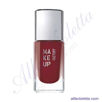 MAKE-UP FACTORY  Nail Color 471 Sequoia Red