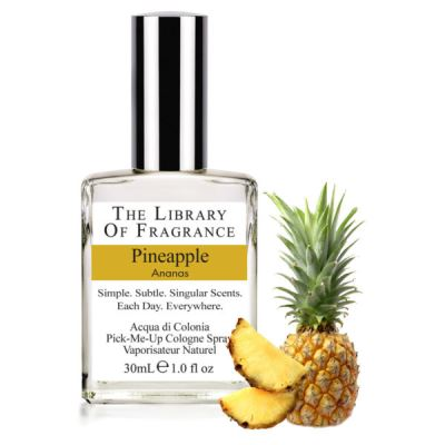 THE LIBRARY OF FRAGRANCE  Pineapple EDC 30 ml