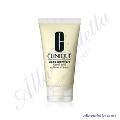 CLINIQUE  Deep Confort Hand Cream 75 ml