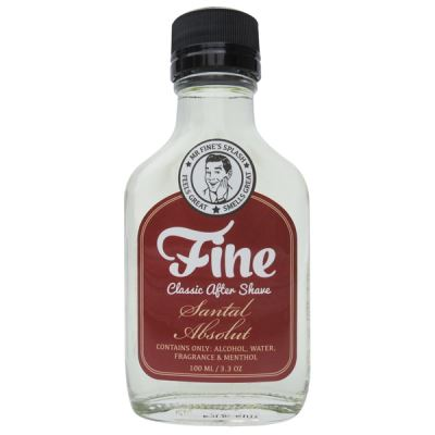 FINE ACCOUTREMENTS  After Shave Santal Absolut 100 ml