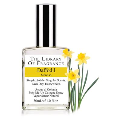 THE LIBRARY OF FRAGRANCE Daffodil EDC 30 ml