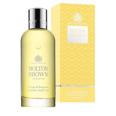MOLTON BROWN  Orange & Bergamot Radiant Body Oil 100 ml