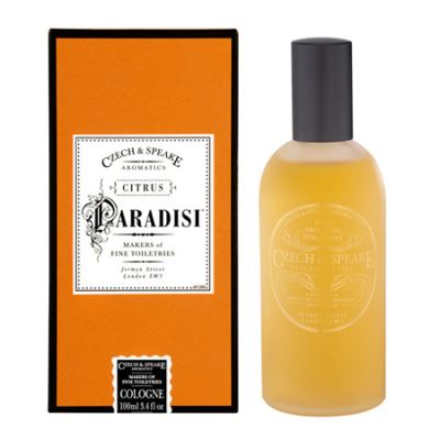 CZECH & SPEAKE  Citrus Paradisi Cologne Spray 100 ml