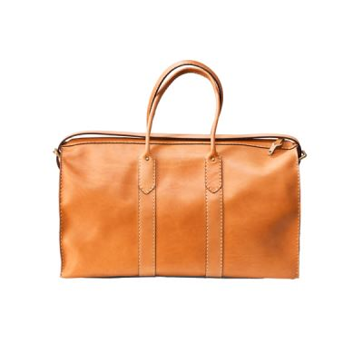 ZENOLOGY Holdall Bag Natural