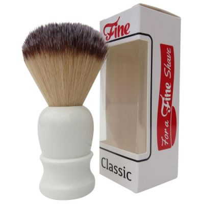 FINE ACCOUTREMENTS  Brush Ivory 20 mm
