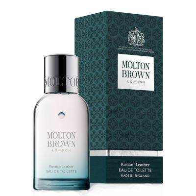 MOLTON BROWN  Russian Leather Eau de Toilette 50 ml